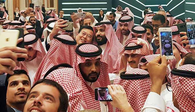 Suudi Veliaht Prensi, '45 üst düzey ismi hala Ritz'de esir tutuyor'