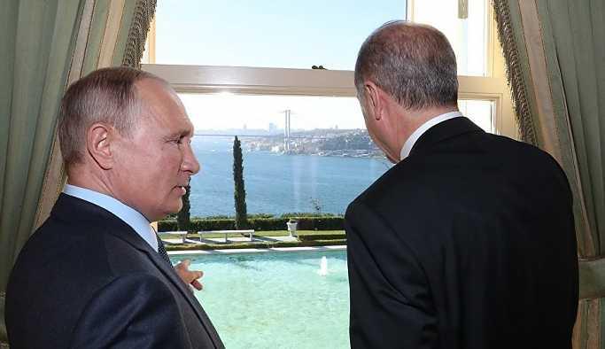 TBMM Dışişleri Komisyonu Başkanı Bozkır: Putin ve Erdoğan arasındaki güven en üst seviyede