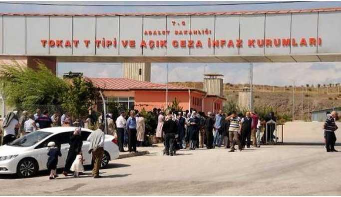 Tokat Cezaevi'nde tutukluların darp edildiği iddiası