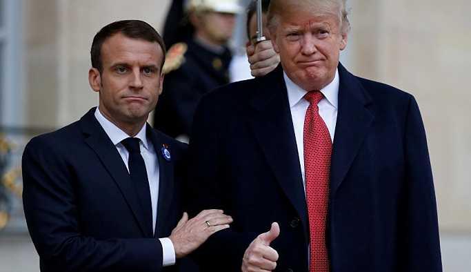 Trump ve Macron'dan Kaşıkçı cinayeti çağrısı