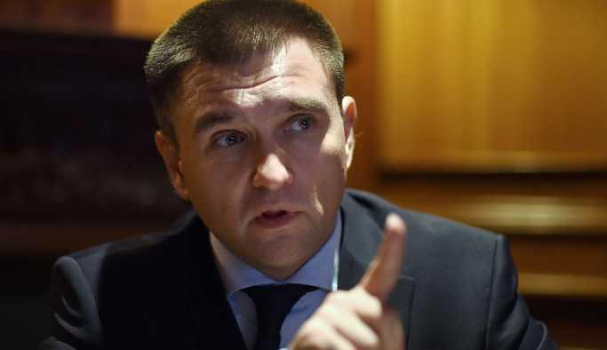 Ukrayna, Rusya'yı yaptırımları ağırlaştırmakla tehdit etti