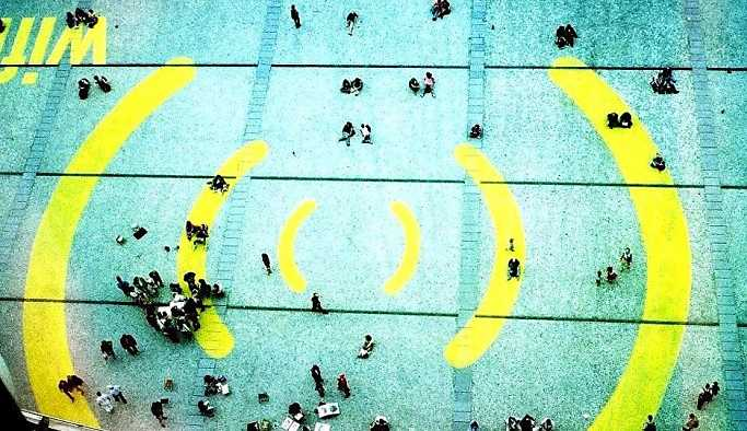 Wi-Fi 'Wi-Fi ile duvarların, kapıların arkasını görmek mümkün'
