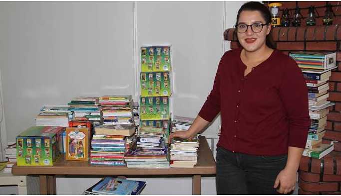 1 Kitap 1 Hayat kampanyası: Kitaplarınızı gönderin çocuklarla paylaşalım