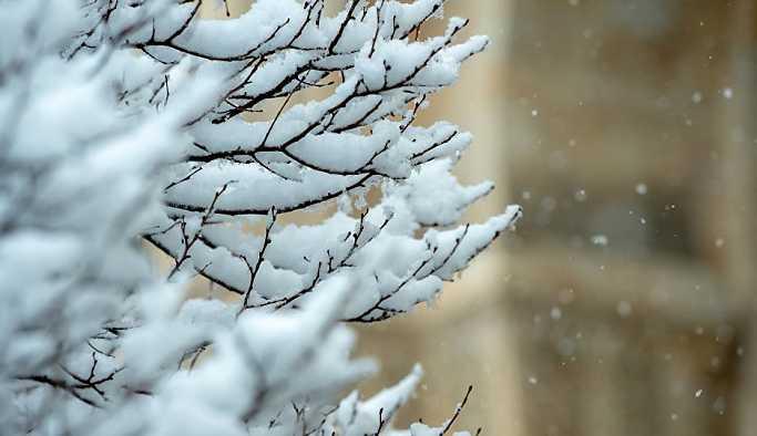11 ilde okullara kar tatili ilan edildi