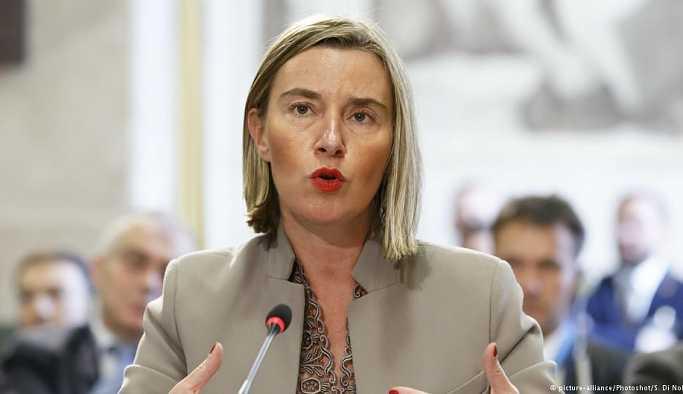 AB'den Türkiye'ye Suriye operasyonu uyarısı