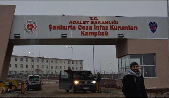 Açlık grevindeki tutuklulara disiplin soruşturması