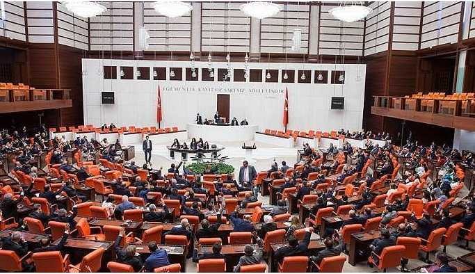 Açlık grevine giren partililerin gözaltına alınması Meclis'e taşıdı