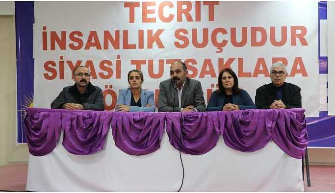 'Açlık grevleri, toplumsal barışa duyulan ihtiyacın manifestosudur'