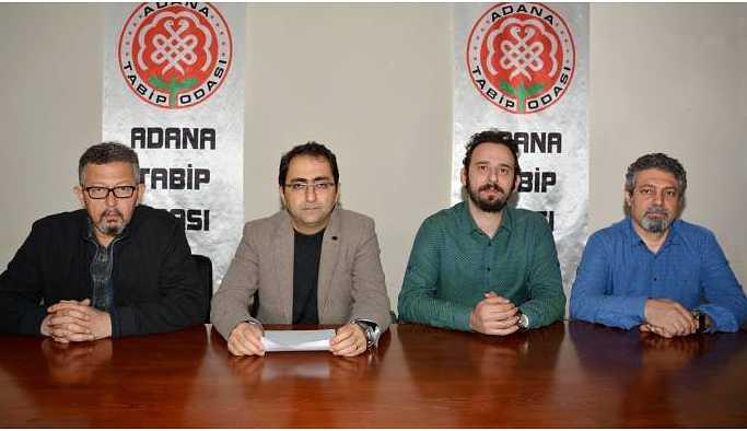 Adana'dan hekimlerin duruşmasına katılım çağrısı