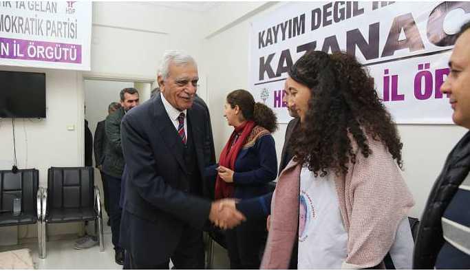 Ahmet Türk'ten açlık grevlerine ilişkin açıklama