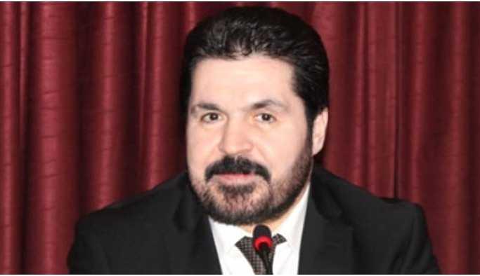 AKP'nin zulmünü konuşan Sayan, AKP'nin Ağrı adayı