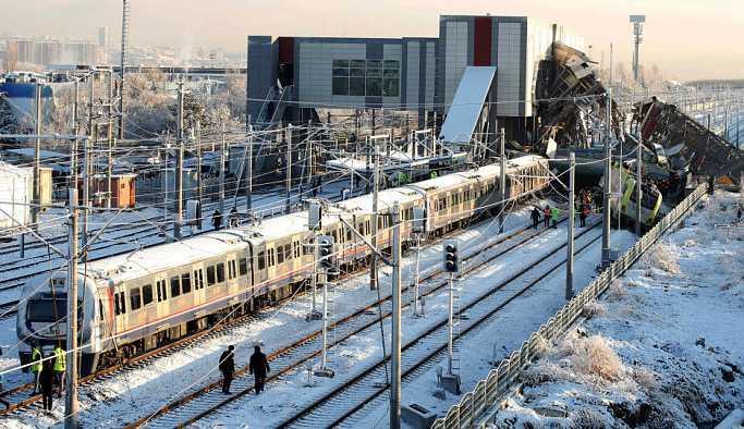 Ankara tren kazası: Makasçı 'hatırlamıyorum' dedi