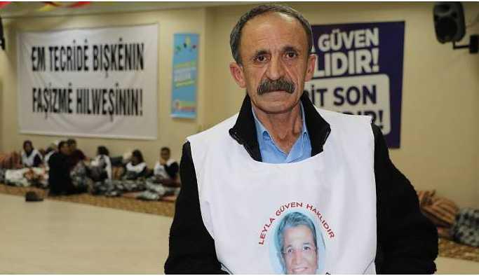 Barış Grubu üyesi Turgut gözaltına alındı