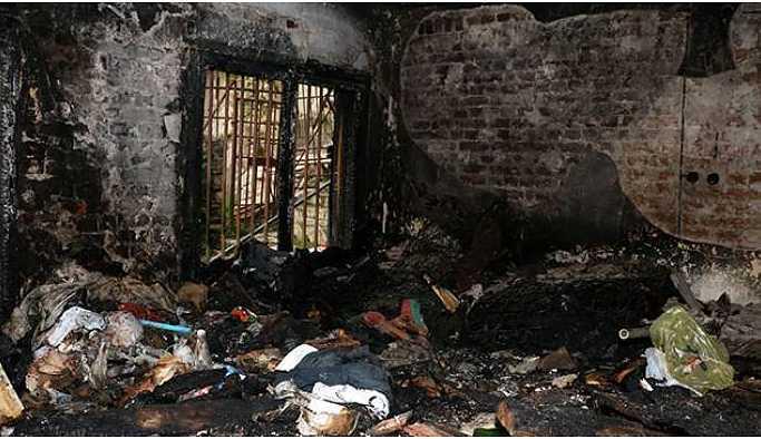 Beyoğlu'nda çıkan yangında 2 kişi yaşamını yitirdi
