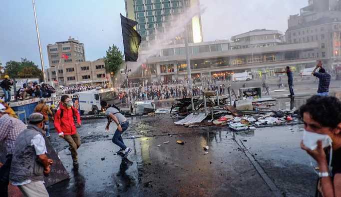 Bir haftada 120 kişiye Gezi davası