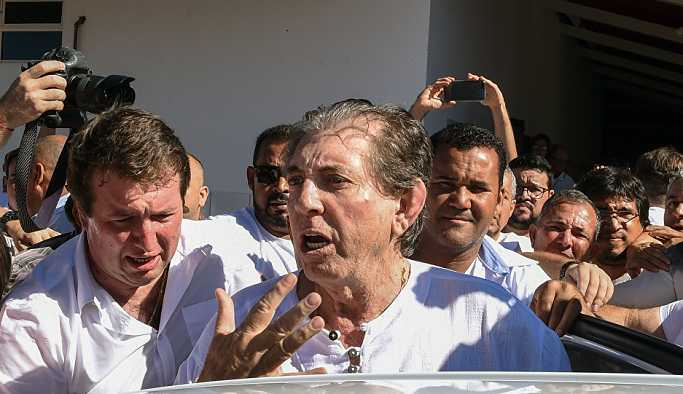 Brezilya'da tecavüzle suçlanan 'medyum' için tutuklama talebi