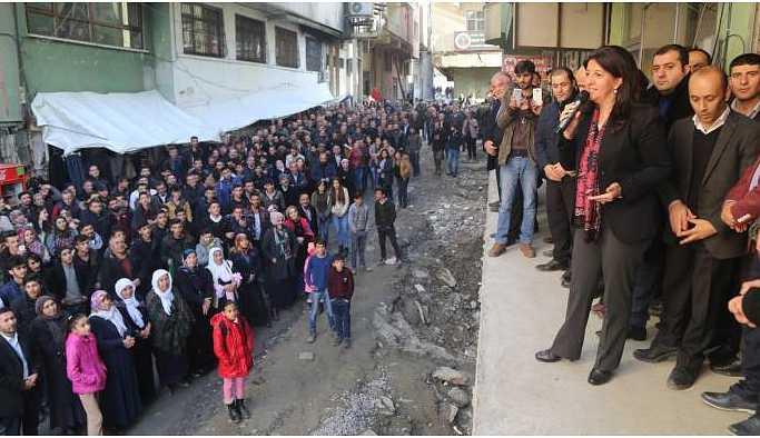 Buldan: Tecrit insanlık suçudur
