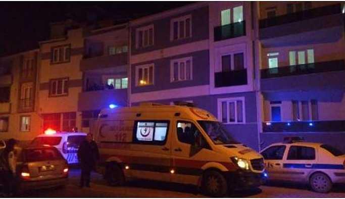 Bursa'da bir erkek eşi ve çocuğunu öldürdü