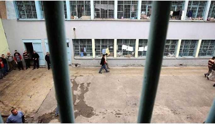 Cezaevlerindeki kişi sayısı bir yılda yüzde 15 arttı