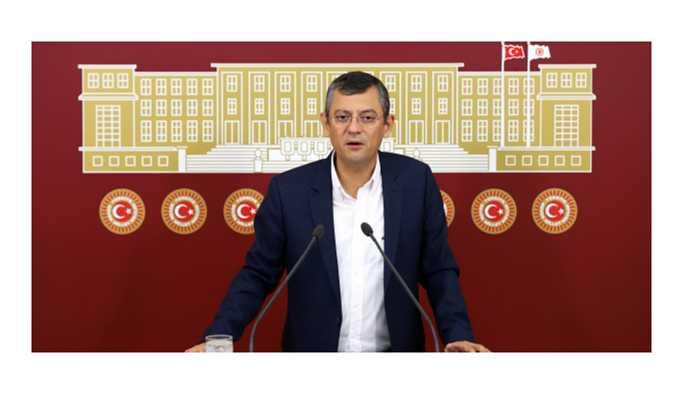CHP'li Özel: 31 Mart, sosyal demokrasi günü olacak