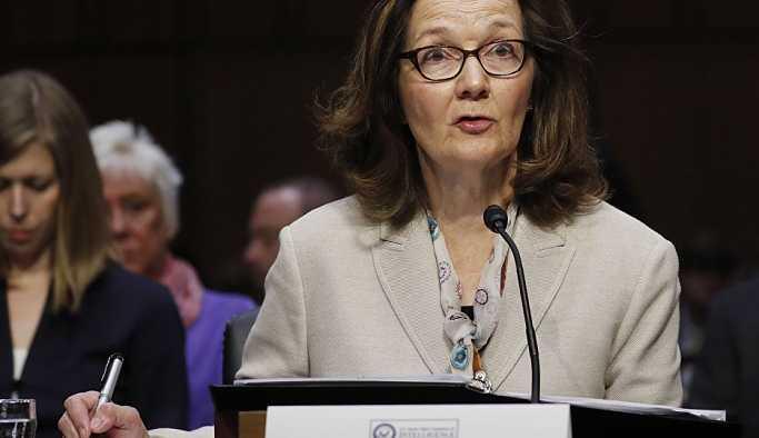 CIA Direktörü Haspel'den Temsilciler Meclisine Kaşıkçı brifingi