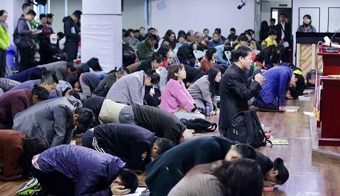 Çin'de 'onaylanmamış kiliselere' yönelik operasyon iddiası: 100'den fazla gözaltı