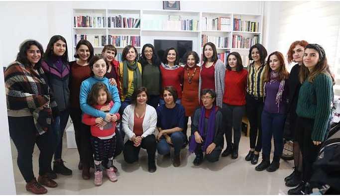 DAKP'den 'Kadınlar Birlikte Güçlü' buluşması