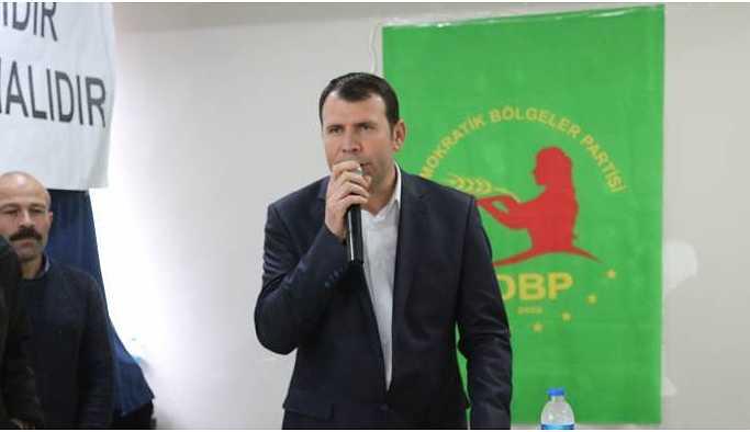 DBP Eş Genel Başkanı Aslan: Cezaevindekilerin sesine ses olalım