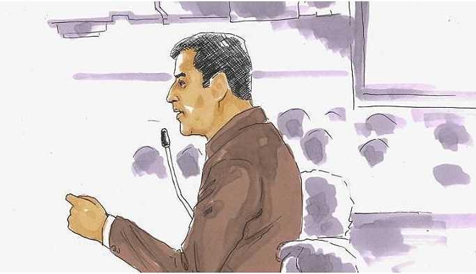 Demirtaş'ın duruşması başladı: İmralı tecridini kınıyorum