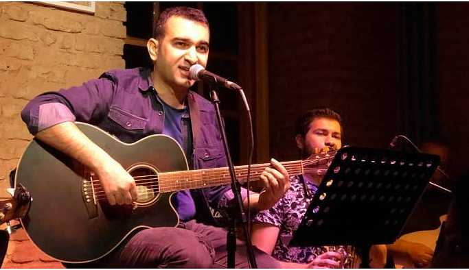 Diljen Ronî'den İstanbul'da konser