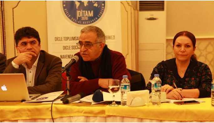 DİTAM Başkanı: Kürtlerin ulusal ve kişilik hakları tanınmalı