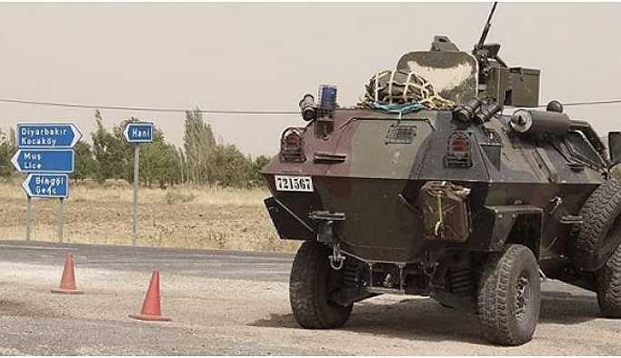 Diyarbakır'da 37 mahalle ve mezrada askeri operasyon sürüyor