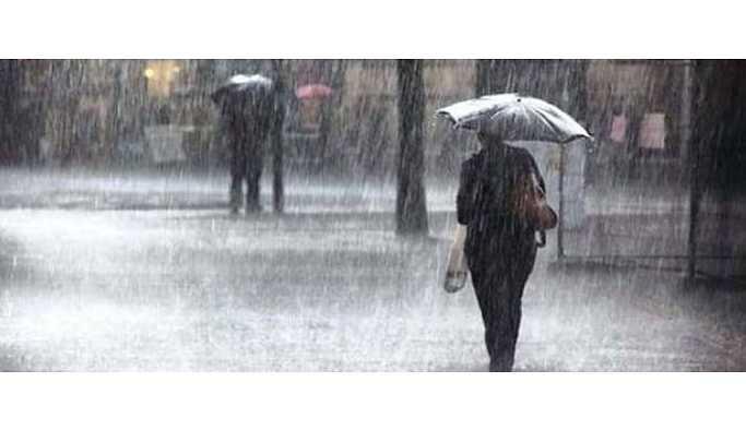 Diyarbakır, Dersim ve Elazığ için yağış uyarısı