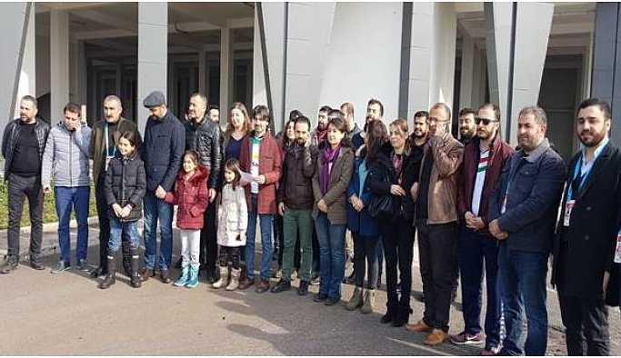 Diyarbakır'daki STÖ'lerden Amedspor'a destek açıklaması