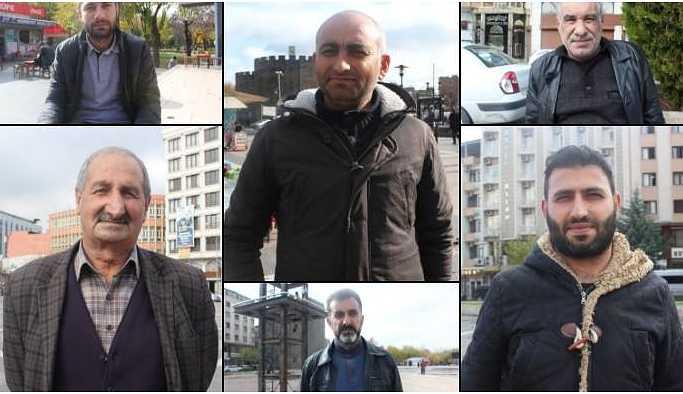Diyarbakırlılar: Güven'in talebi bizim talebimiz