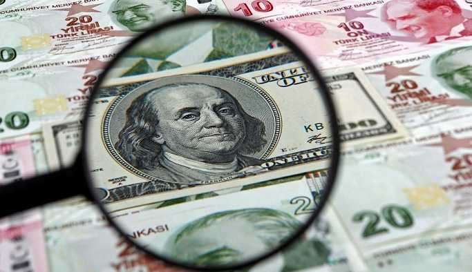 Dolar/TL 5.35'in altında