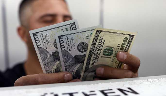 Dolar/TL kuru yeni haftaya 5.3190 seviyesinde başladı