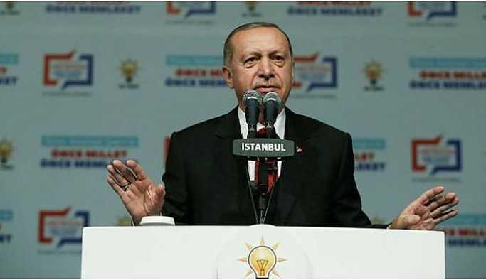 Erdoğan: Avrupa demokrasisi sınıfta kalmıştır