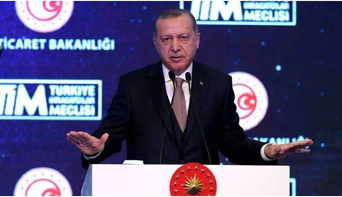 Erdoğan: Fırat'ın doğusuna operasyonu biraz daha bekleteceğiz