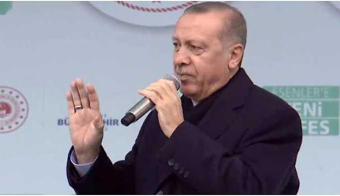 Erdoğan'dan Kılıçdaroğlu'na: Burası Paris değil, burası Hollanda da değil