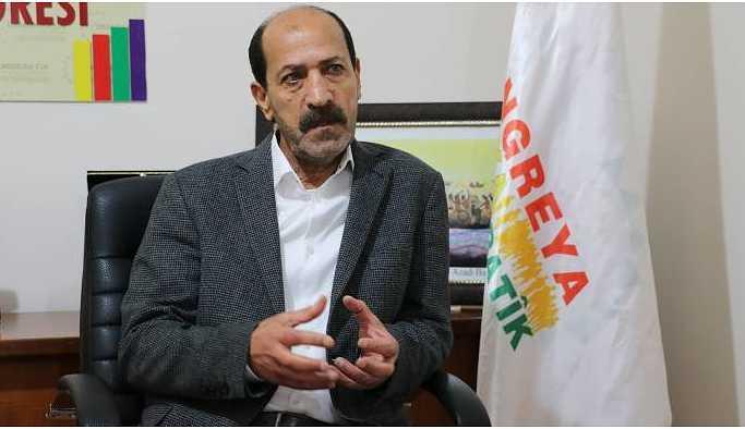 Farisoğulları: Kürt halkının ortak talebi tecridin kaldırılmasıdır