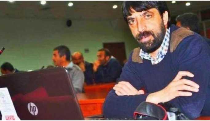 Gazeteci Oktay Candemir gözaltına alındı
