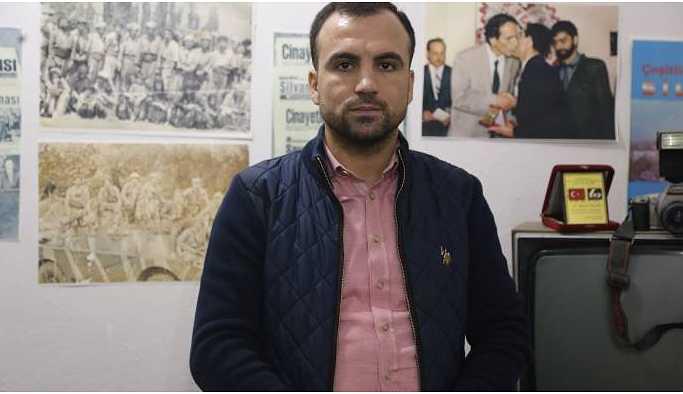 Gazeteci Parlak 'mükerrer soruşturma' ile 8 aydır tutuklu