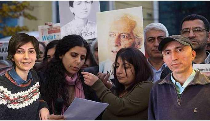Gazeteciler tahliye edilmedi: Tek delil haberlerimiz