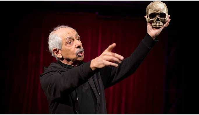 Genco Erkal 60'ıncı sanat yılında 'Merhaba' diyor