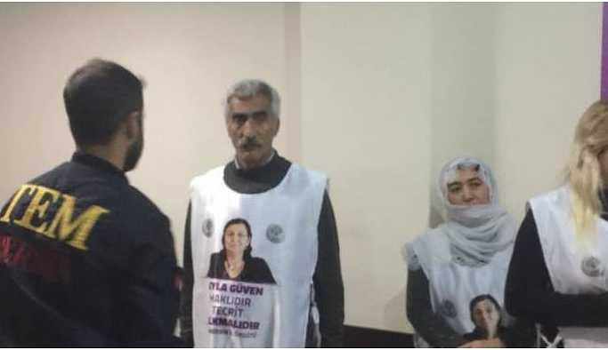 Gözaltına alınan HDP'liler açlık grevine devam ediyor
