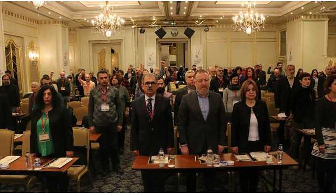 Hamzaoğlu: Ortadoğu halkalarının iradesi bombalanıyor