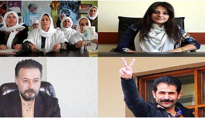 HDP, DBP il eş başkanları ve Barış Anneleri gözaltına alındı