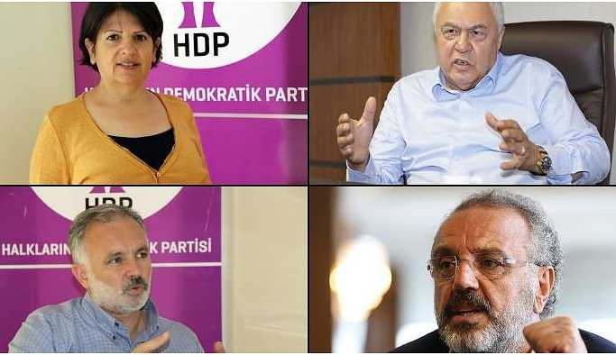 HDP'den İstanbul, İzmir, Adana ve Mersin'de iddialı adaylar hazırlığı