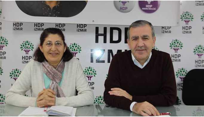 HDP Ege'de halk buluşmaları gerçekleştirecek